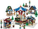 Winterlicher Markt 10235