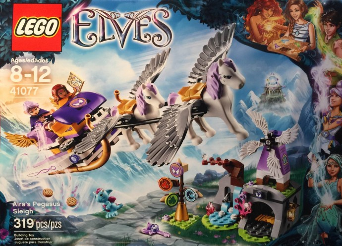 41077 Aira S Pegasus Sleigh Brickipedia Fandom Powered