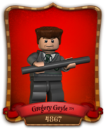 Goyle, Gregory
