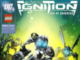 BIONICLE Ignition 11: Death of a Hero