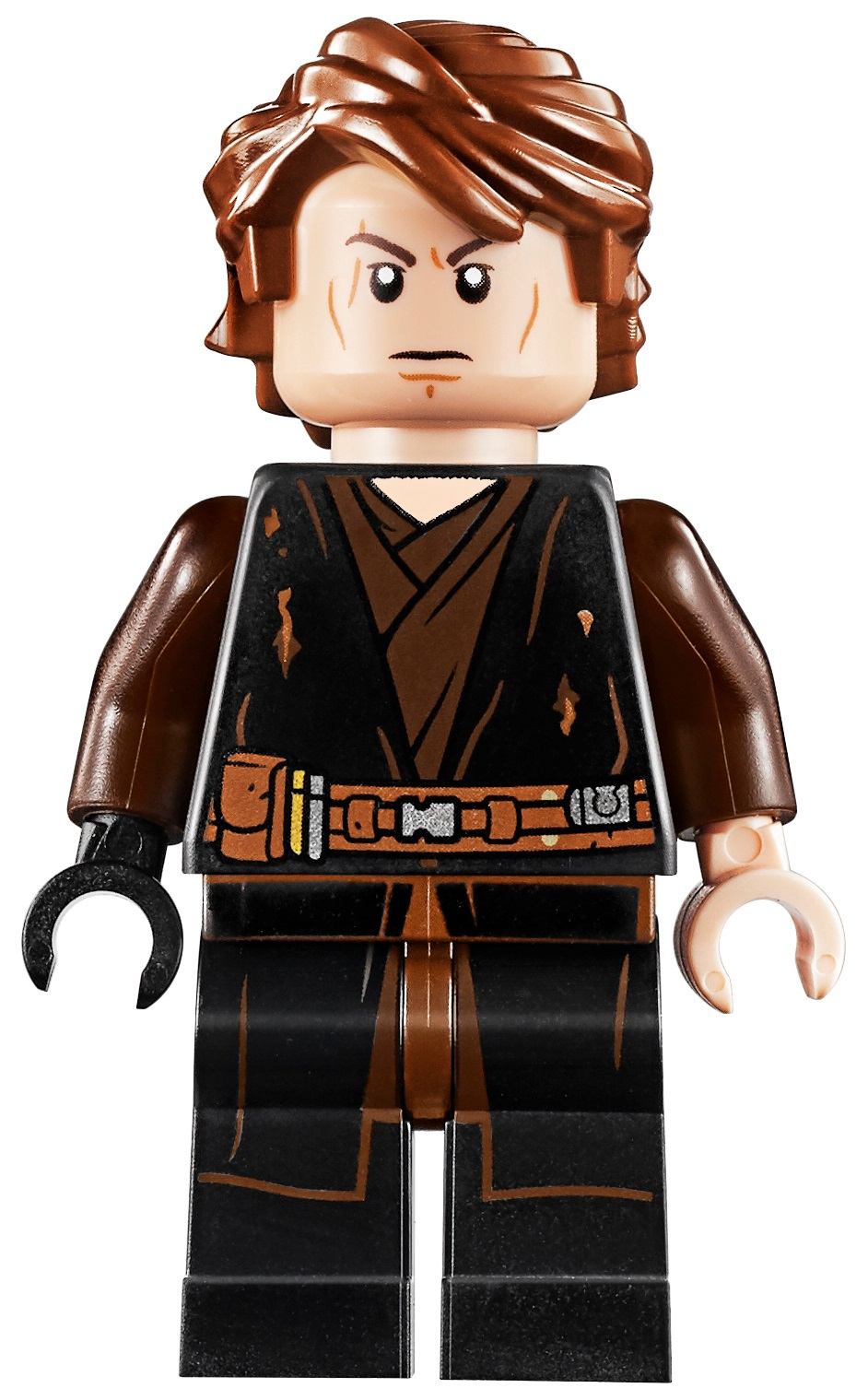 LEGO 6 Short Minifigure  Figure Legs Leg Light Tan