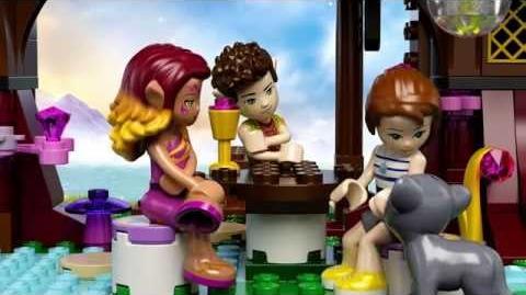 LEGO Elves - 41075 The Elves' Treetop Hideaway