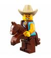 Série 18 Homme en costume de cow-boy