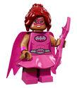 Série TLBM Pink Power Batgirl
