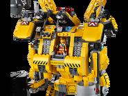 70814 Le Construct-o-Mech d'Emmet 5