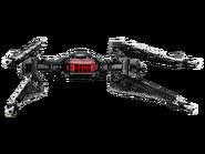 75179 Kylo Ren's TIE Fighter 6