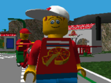 Pepper Roni
