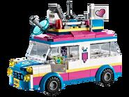 41333 Le véhicule de mission d'Olivia 2