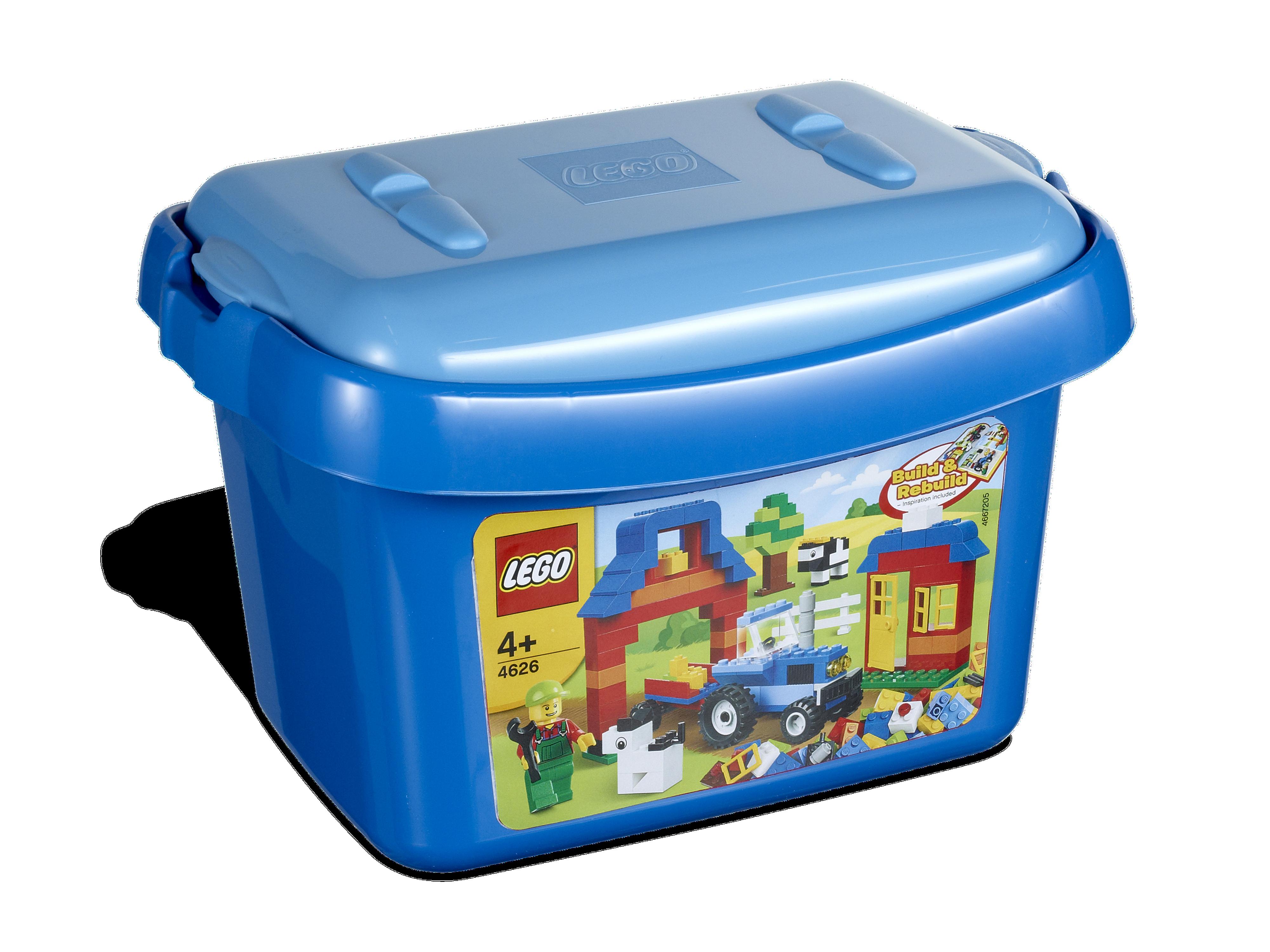 4626 LEGO Brick Box Brickipedia FANDOM powered by Wikia