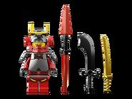 9566 Samurai X 2