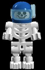 Diver Skeleton