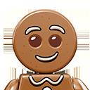 Gingerbreadman token
