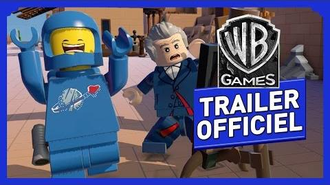 LEGO Dimensions - Bande Annonce Trailer Officiel (VF) - Open World !