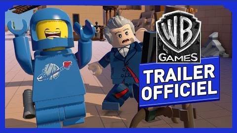 LEGO Dimensions - Bande Annonce Trailer Officiel (VF) - Open World !