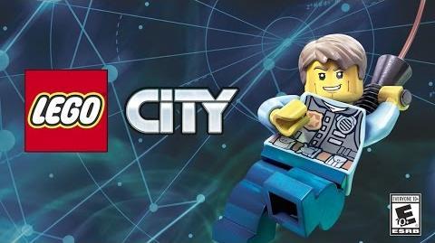 LEGO Dimensions Chase McCain Spotlight!