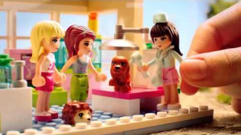 LEGO Friends Vet