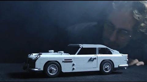 LEGO James Bond Aston Martin DB5 Set REVEAL Designer Review Video - LEGO Creator Expert-2