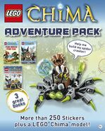 LEGO Legends of Chima Adventure Pack