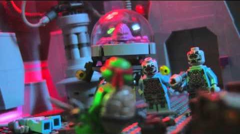 LEGO Teenage Mutant Ninja Turtles Raphael