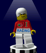 Scooter (LEGO Racers)