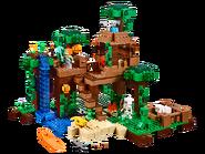 21125 La cabane dans l'arbre de la jungle