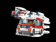 60204 L'hôpital LEGO City 3