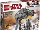 75189 First Order Heavy Assault Walker