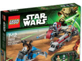 75012 BARC Speeder with Sidecar
