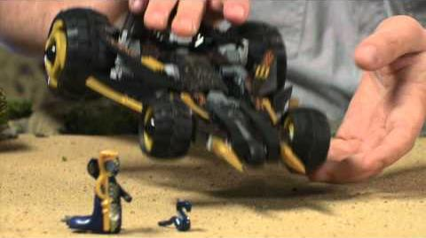 LEGO Ninjago - Tread Assault Designer Video
