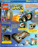 Mania magazine september october 2000 stunt rally ad