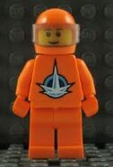 Nexus Force Astronaut
