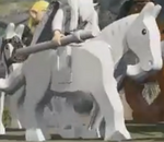 Rings White Horse