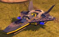 SHIELD Jet