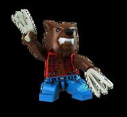 Werewolf CGI