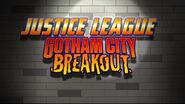 Écran titre-S'évader de Gotham City