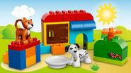 10570 Boîte de briques et d'animaux 2