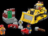 60074 Le bulldozer