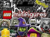 71010 Minifigures Série 14 : Les monstres