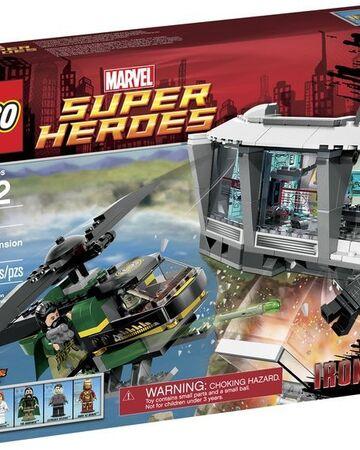 Lego Tony Stark 76007 Super Hero Minifigure