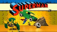 Comics Superman-S'évader de Gotham City