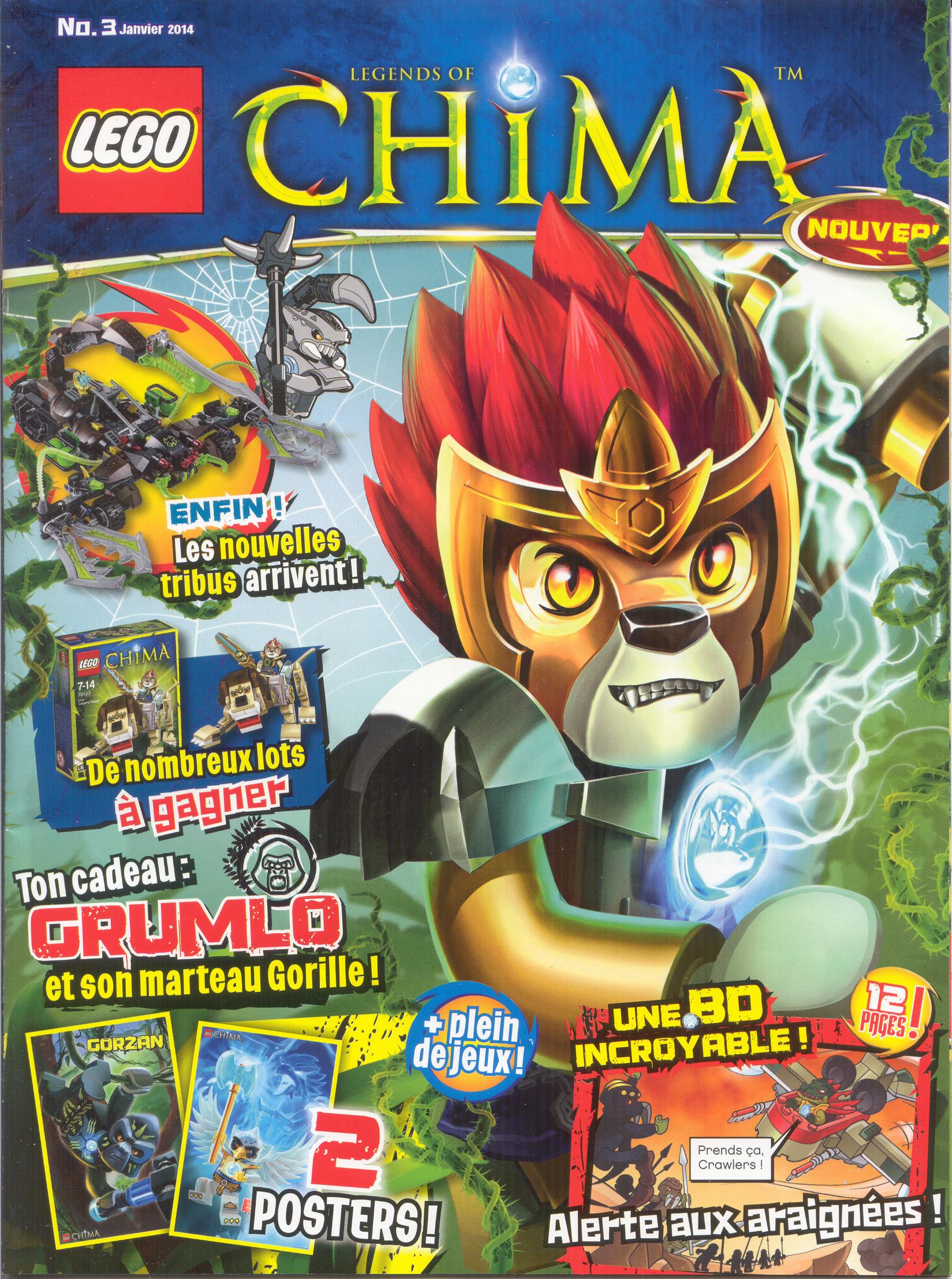 Lego chima 3 wiki lego fandom powered by wikia - Image de lego chima ...