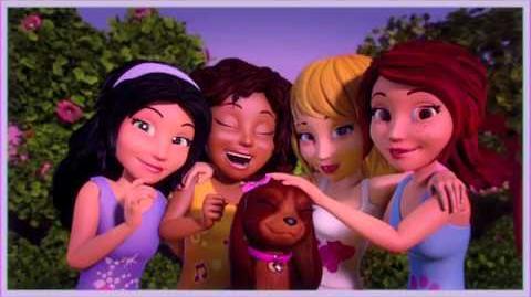 LEGO Friends - Music Video