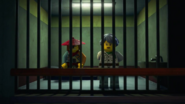 Misako and Ronin are now in Kryptarium Prison
