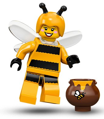 fille abeille wiki lego fandom powered by wikia. Black Bedroom Furniture Sets. Home Design Ideas
