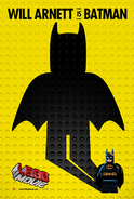 The LEGO Movie Poster Batman 2