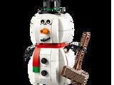 40093 Le bonhomme de neige