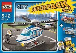 66329-City Super Pack 3 in 1
