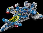 70816 Le vaisseau spatial de Benny 2