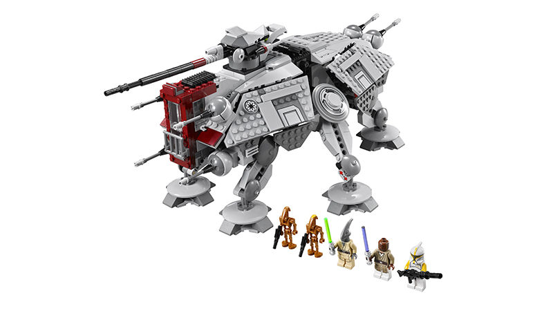 Lego X 3 Star Wars DROIDEKA Droid du set 75000