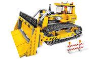 7685 Le bulldozer
